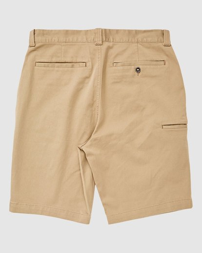 1 Carter Stretch Shorts Green 9513701 Billabong