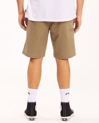 4 Carter Stretch Shorts Green 9513701 Billabong