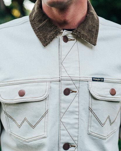1 Wrangler Team Ranch Jacket Beige 9513901 Billabong