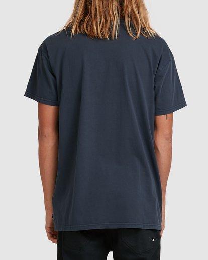 2 Core Core Short Sleeve Tee Blue 9517017 Billabong