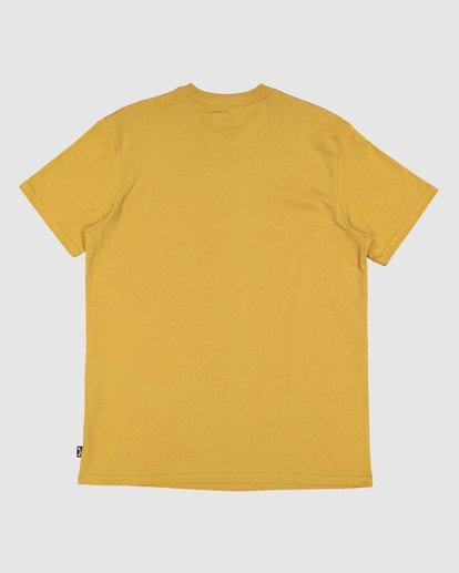 1 Puff Arch T-Shirt Yellow 9517020 Billabong