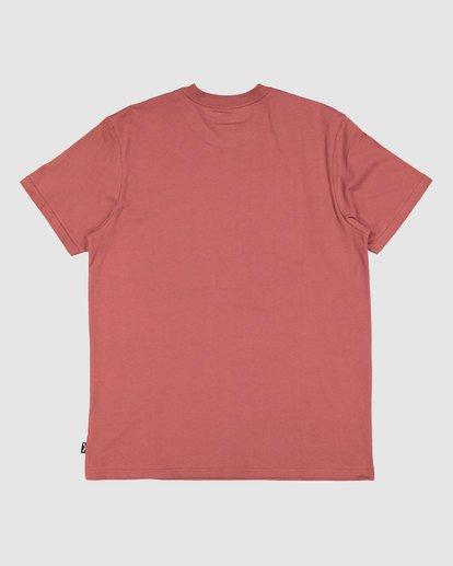 1 Puff Arch T-Shirt Red 9517020 Billabong