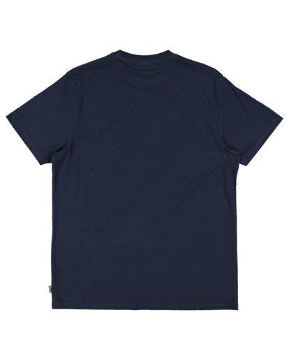 5 Puff Arch T-Shirt Blue 9517020 Billabong