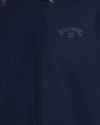 3 Puff Arch T-Shirt Blue 9517020 Billabong