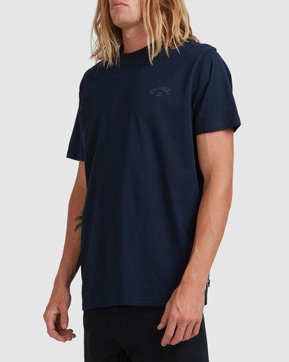 1 Puff Arch T-Shirt Blue 9517020 Billabong