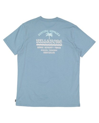 5 Combo Supply Short Sleeve Tee Blue 9517021 Billabong