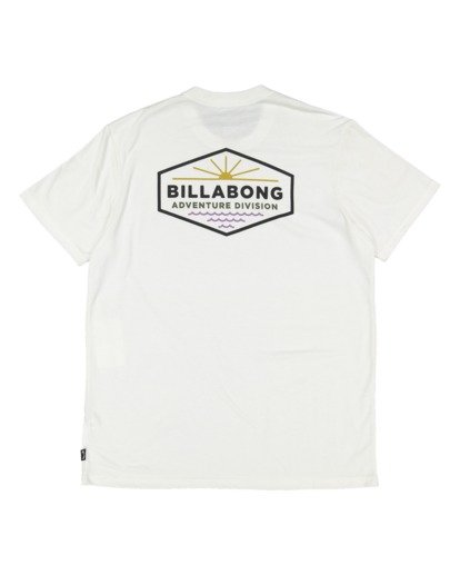 5 Adventure Division Cove Short Sleeve Tee White 9517030 Billabong