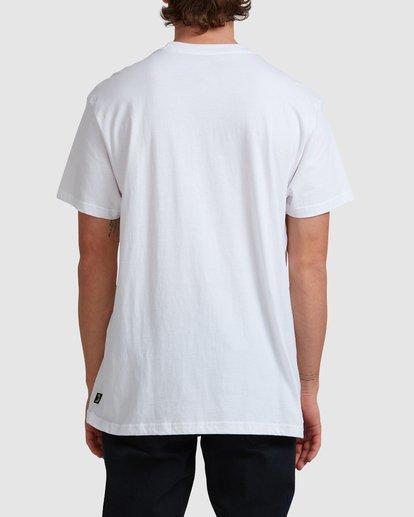 2 Expansion Short Sleeve Tee White 9517037 Billabong