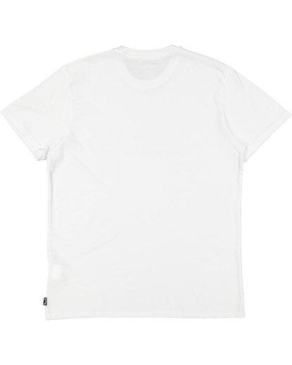 5 Inverse Short Sleeve Tee White 9517049 Billabong