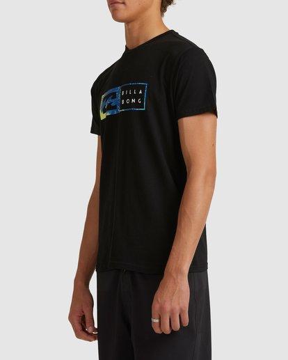 1 Inverse Short Sleeve Tee Black 9517049 Billabong