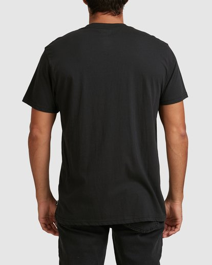 5 Arch Short Sleeve Tee Black 9517050 Billabong