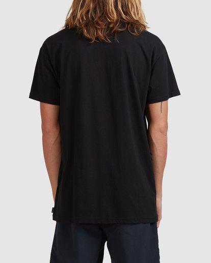 2 Otis Celestial Short Sleeve Tee Black 9517085 Billabong