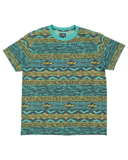 4 Halfrack Crew Green 9517146 Billabong
