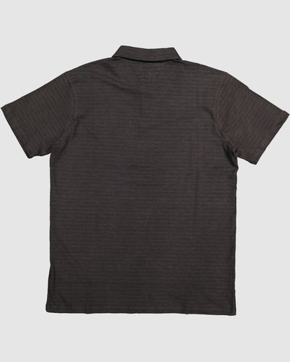 5 Essential Short Sleeve Polo Black 9517151 Billabong