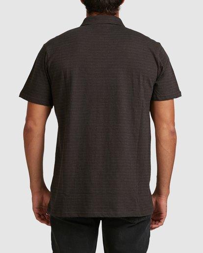 2 Essential Short Sleeve Polo Black 9517151 Billabong