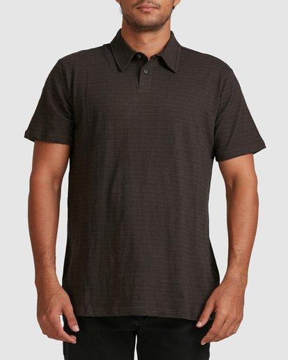 0 Essential Short Sleeve Polo Black 9517151 Billabong