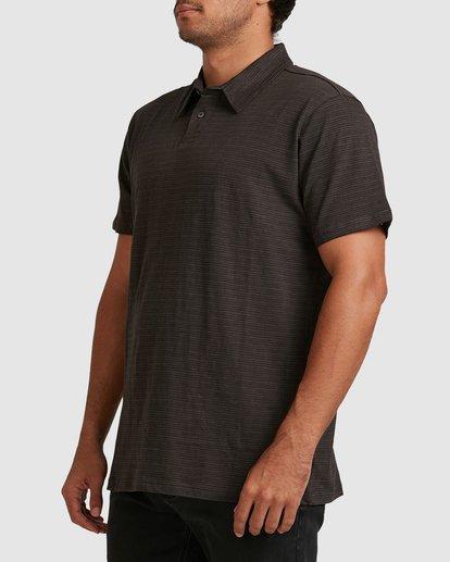 1 Essential Short Sleeve Polo Black 9517151 Billabong