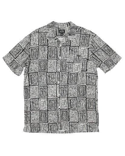 4 Otis Sky Shirt Black 9517220 Billabong