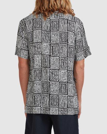 2 Otis Sky Shirt Black 9517220 Billabong