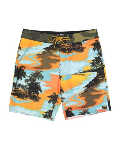 0 Sundays Pro Boardshorts Blue 9517408 Billabong