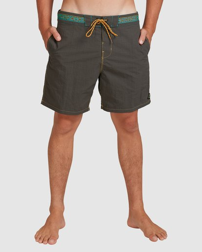 3 Currents Lotide Boardshorts Black 9517427 Billabong