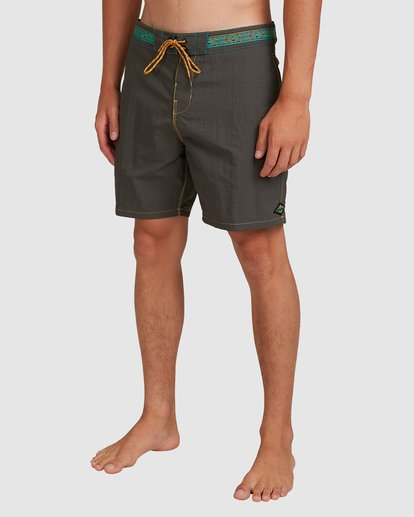 4 Currents Lotide Boardshorts Black 9517427 Billabong