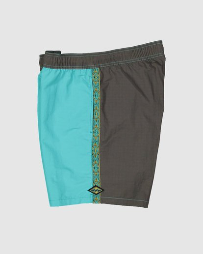 2 Currents Layback Boardshorts Green 9517428 Billabong