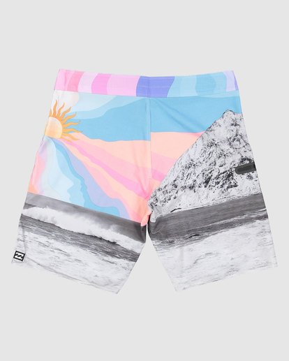 1 Eyesolation Airlite Boardshorts Grey 9517439 Billabong