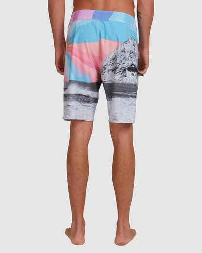 4 Eyesolation Airlite Boardshorts Grey 9517439 Billabong