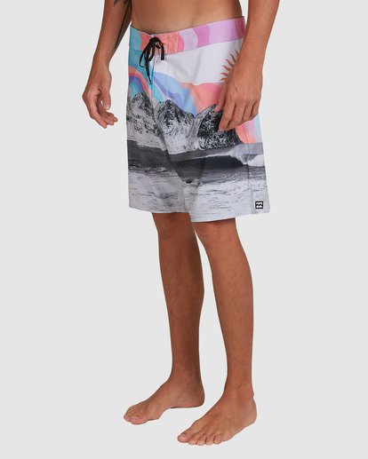 3 Eyesolation Airlite Boardshorts Grey 9517439 Billabong