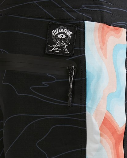 5 Dunes D Bah Boardshorts Black 9517441 Billabong