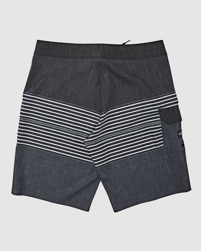 5 All Day Heather Stripe Pro Boardshorts Black 9517445 Billabong