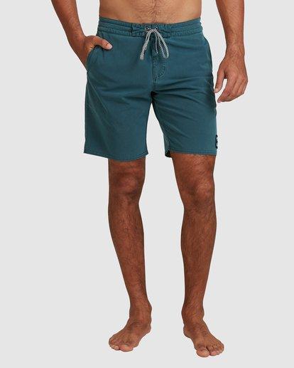 2 All Day Lotide Boardshorts Grey 9517446 Billabong