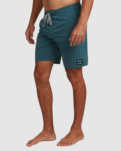 3 All Day Lotide Boardshorts Grey 9517446 Billabong