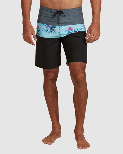 2 Tribong Pro Boardshorts Grey 9517447 Billabong