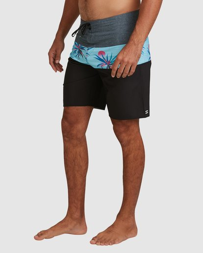 3 Tribong Pro Boardshorts Grey 9517447 Billabong