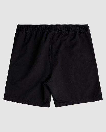 1 All Day Layback Boardshorts Black 9517450 Billabong