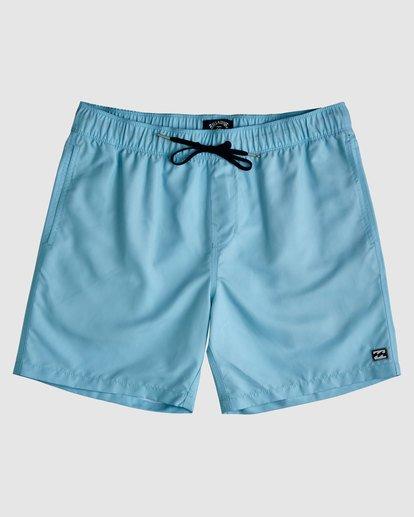 0 All Day Layback Boardshorts Blue 9517450 Billabong