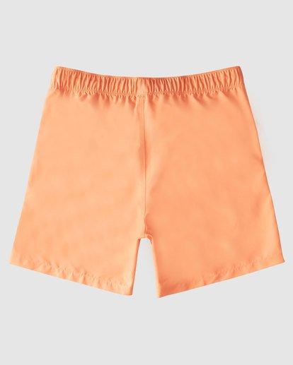 1 All Day Layback Boardshorts Orange 9517450 Billabong