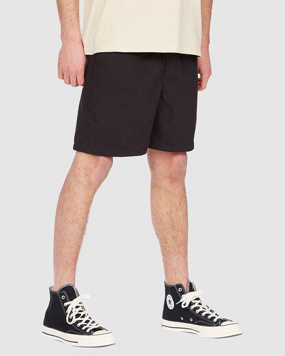 4 All Day Layback Boardshorts Black 9517450 Billabong
