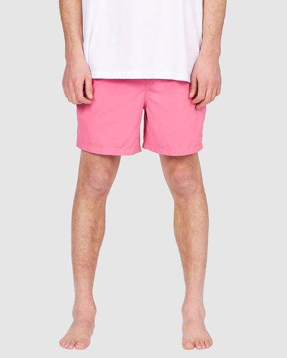 2 All Day Layback Boardshorts Pink 9517450 Billabong