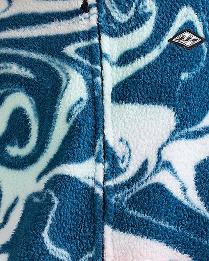 3 Spacedance Mockneck Blue 9517624 Billabong