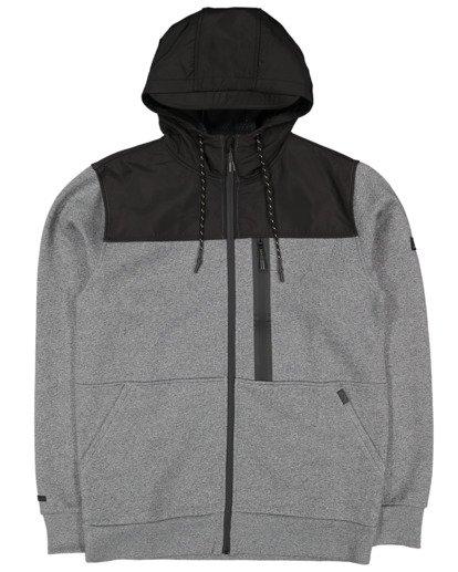 4 Quady Furnace Zip Grey 9517626 Billabong