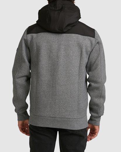 2 Quady Furnace Zip Grey 9517626 Billabong