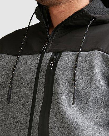 3 Quady Furnace Zip Grey 9517626 Billabong