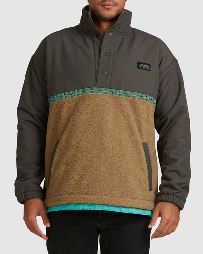 CURRENTS HALF ZIP  9517627