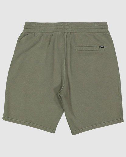 1 Wave Wash Shorts Green 9517715 Billabong