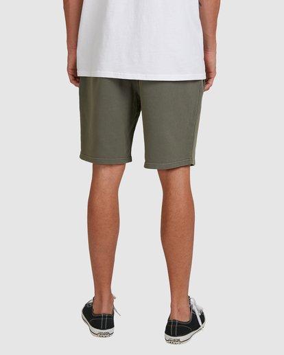 4 Wave Wash Shorts Green 9517715 Billabong