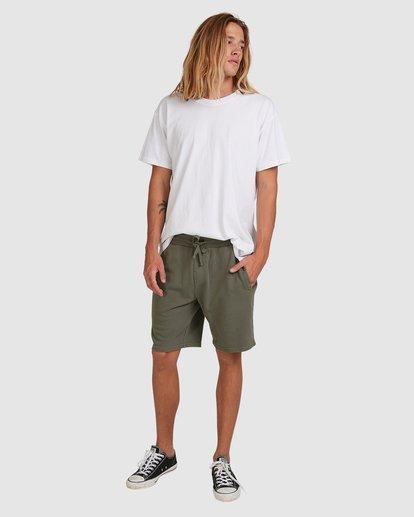 6 Wave Wash Shorts Green 9517715 Billabong