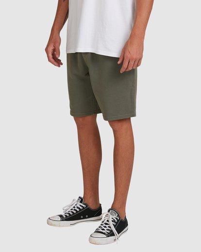 3 Wave Wash Shorts Green 9517715 Billabong